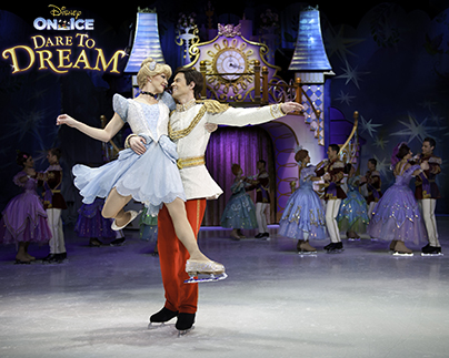 Disney On Ice: Dare to Dream Presented by YoKids