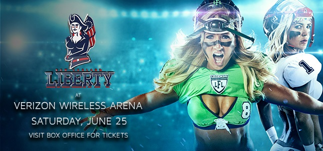 New England Liberty vs. Chicago Bliss